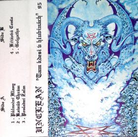 UNCLEAN – Tam kdesi v hlubinách (MC-1993)