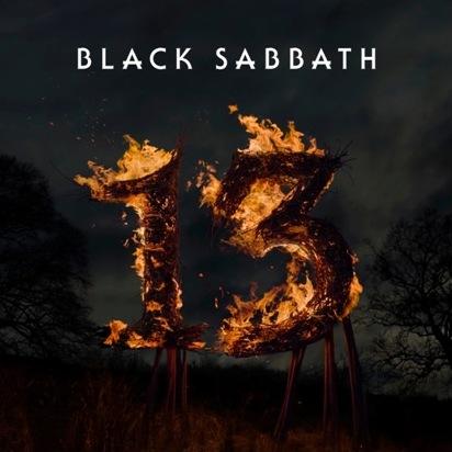 BLACK SABBATH – 13 (CD-2013, Vertigo Records)