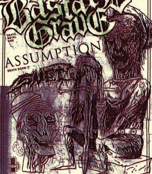 Bastard Grave (SWE) Assumption (ITA) Sněť (CZ) živě!