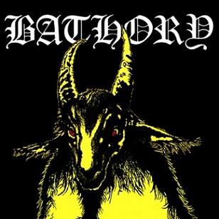 BATHORY – Bathory (LP-1984, Black Mark Production)