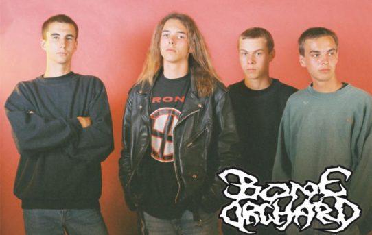 BONE ORCHARD - Byli jsme partou rozličných osobností, které spojoval zájem o extrémní hudební žánry