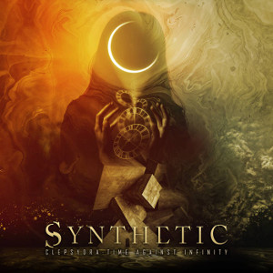 SYNTHETIC – Clepsydra: Time Against Infinity (CD-2020, Rock of Angels Records)