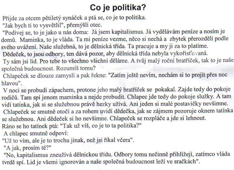 Co je politika