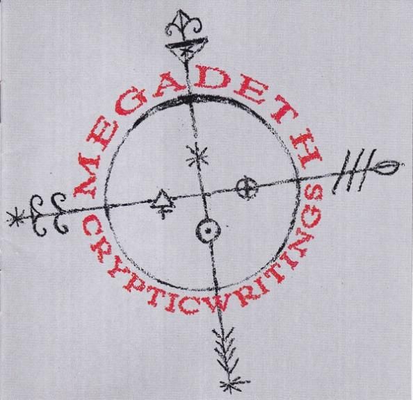 MEGADETH – Cryptic Writtings (CD-1997, Capitol Records)