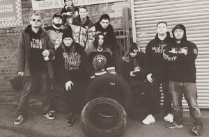 Desolated and friends