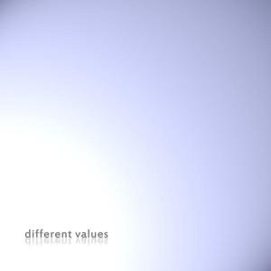 Different Values_promo