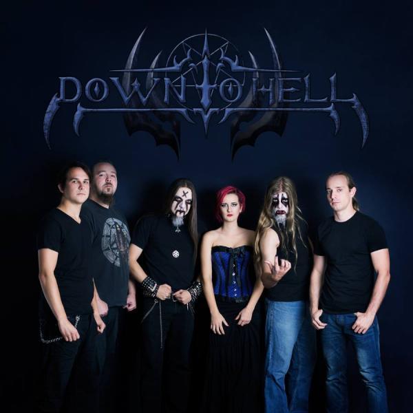 DOWN TO HELL - Na Slovensku nepoznám kapelu, ktorá by hrala niečo podobné ako my.