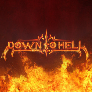 Down To Hell_logo