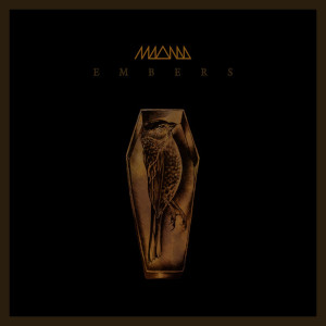 MOANAA – Embers (CD – 2021, Deformeathing Production)