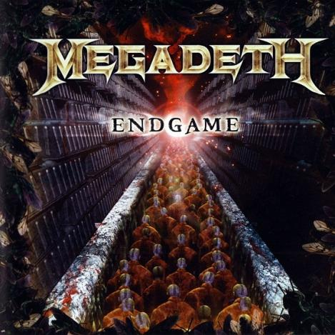 MEGADETH – Endgame (CD-2009, Roadrunner Records)