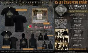 Euthanasia - merchandise + koncert (1)