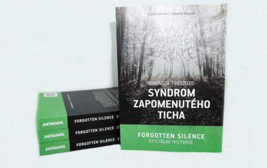 Průkopníci české metalové alternativy se dočkali podrobné biografie. Kniha o FORGOTTEN SILENCE právě vyšla!