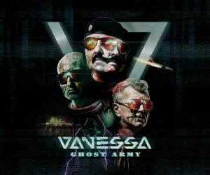VANESSA – Ghost Army (CD – 2019, ZNK)