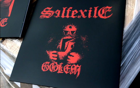 SELFEXILE – SABBATH DOOM AND ROLL