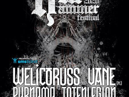 Hellblast promotion uvádí: Hellhammer festival 2020 – Praha, Brno, Ostrava