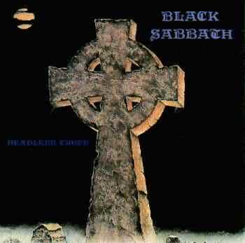 BLACK SABBATH – Headless Cross (LP-1989, I.R.S. Records)