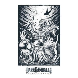 DARK GAMBALLE – Hluboký nádech (CD – 2018, RedBlack Records)