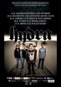 Hydra Tour 2014