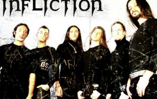 INFLICTION - Naše nové songy vám rozříznou hlavu!