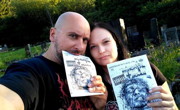 Juraj Haríň (Slovak Metal Army, Immortal Souls Productions) - Je to možná dětinské, ale underground mi chyběl!