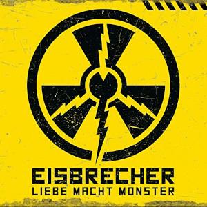 EISBRECHER – Liebe macht Monster (CD – 2021, Sony Music)
