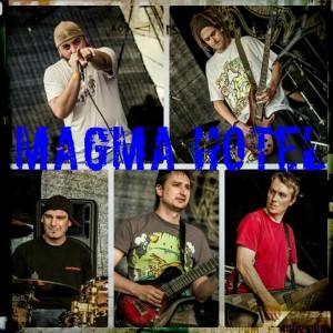 Magma Hotel_band