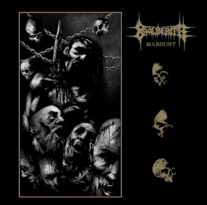 BAALBERITH – Manhunt (CD – 2021, Godz ov War Productions)