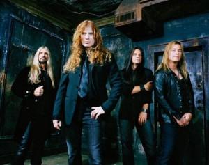 Megadeth 2007