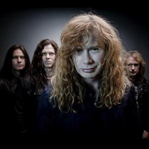 Megadeth v roce 2013