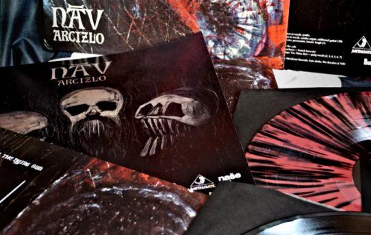 Volání fanoušků vyslyšeno! Blackmetaloví NĀV vydávají úspěšné album Arcizlo na vinylu!
