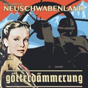 GÖTTERDÄMMERUNG – Neuschwabenland (CD – 2020, Slovak Metal Army)