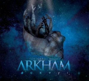 POSTCARDS FROM ARKHAM – Øakvyl (CD – 2019, MetalGate)