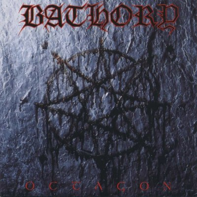 BATHORY – Octagon (CD-1995, Black Mark Production)
