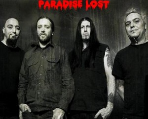 PARADISE LOST-BAND