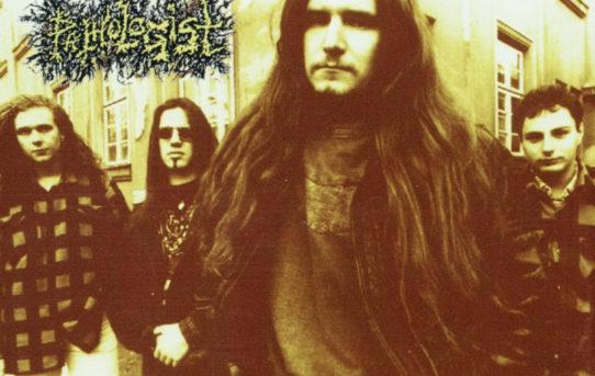 Kult PATHOLOGIST ožívá! Ostravská grindcore legenda vydává reedice svých 2 alb na CD a LP!