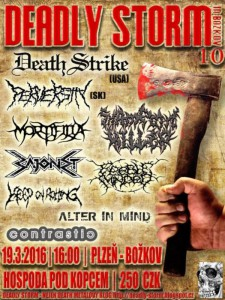 PLAKAT DEADLY STORM_maly