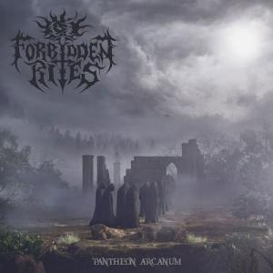 FORBIDDEN RITES – Pantheon Arcanum (CD-2018, Grimm Distribution)