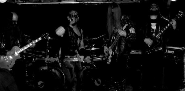 PERDITION WINDS - Naše hudba je určena pro milovníky staré školy black metalu.