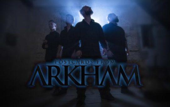 POSTCARDS FROM ARKHAM představili filmový projekt!