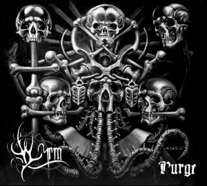 WYRM - Purge (CD - 2020, Werewolf Productions)