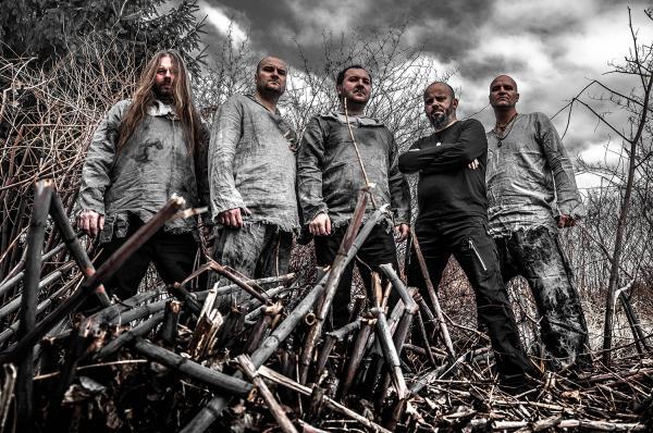Slovak Metal Army při zrodu nové desky RAMCHAT!