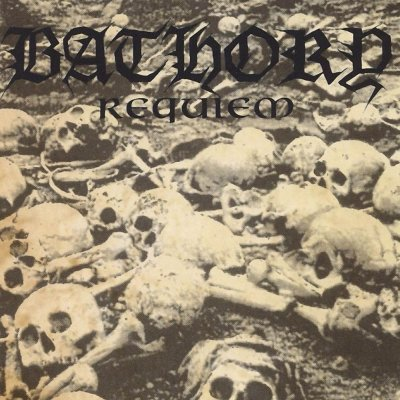 BATHORY – Requiem (CD-1994, Black Mark Production)