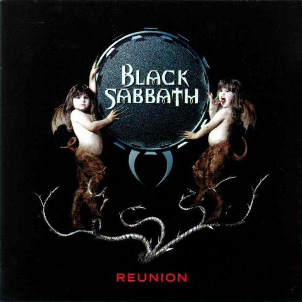 BLACK SABBATH – Reunion (2CD-1998, Epic Records)