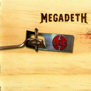 MEGADETH – Risk (CD-1999, Capitol Records)