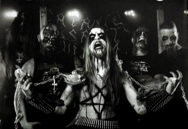 Satanic Assault Division - Kill The Cross