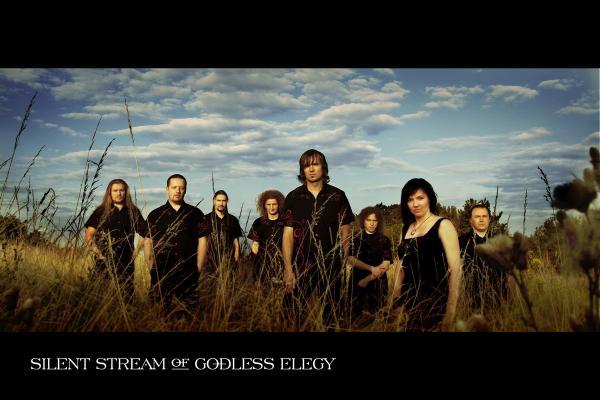 SILENT STREAM OF GODLESS ELEGY - Je tady spousta kapel, které umí perfektně hrát, ale samo o sobě to nic neznamená.