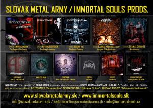 Slovak Metal Army uvádí