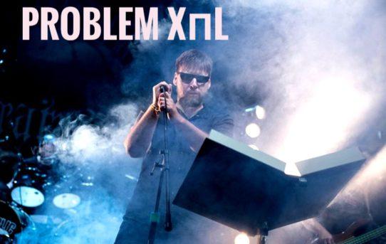 MATĚJ LIPSKÝ (PROBLEM XΠl) - Mám chuť udělat gothic/post-punk album a místo košatosti se vydat směrem k minimalizmu
