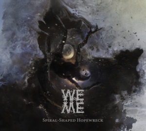 WOE UNTO ME - Spiral-Shaped Hopewreck (CD/EP – 2021, BadMoodMan Music)