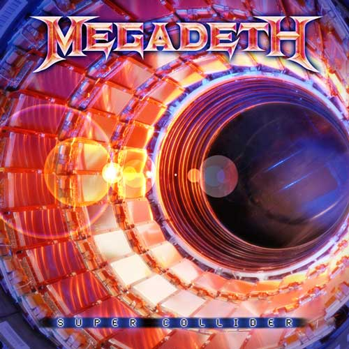 MEGADETH – Super Collider (CD-2013, Tradecraft)